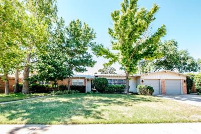 Lubbock Single Family Home For Sale: 4015 49th Street