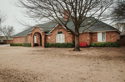 Shallowater Single Family Home Contingent: 1414 8th Street