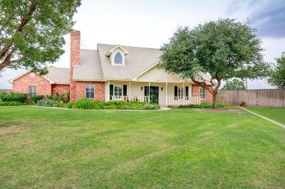 Lubbock Single Family Home For Sale: 7417 96th Street