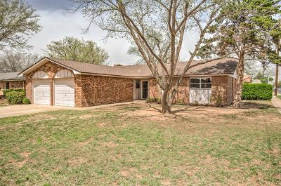 Lubbock Single Family Home For Sale: 4402 59th Street
