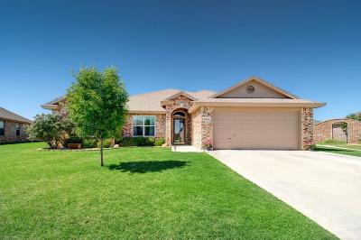 Lubbock Single Family Home For Sale: 6513 72nd Street