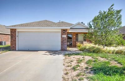 Lubbock Single Family Home For Sale: 6532 37th Street