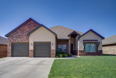 Lubbock Single Family Home Under Contract: 6208 102nd Street