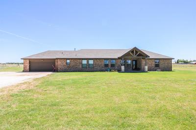 Amherst TX Single Family Home For Sale: $245,000
