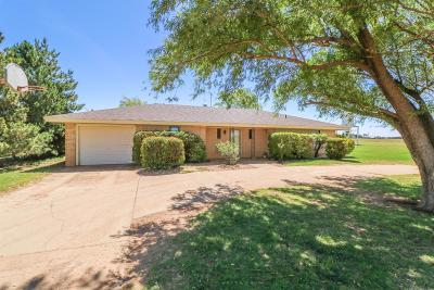 Amherst TX Single Family Home Under Contract: $145,000