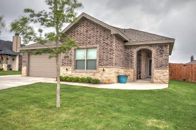 Lubbock Single Family Home For Sale: 2118 101st Street