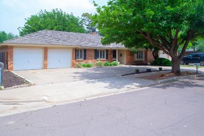 Lubbock Single Family Home For Sale: 8005 Dover Avenue