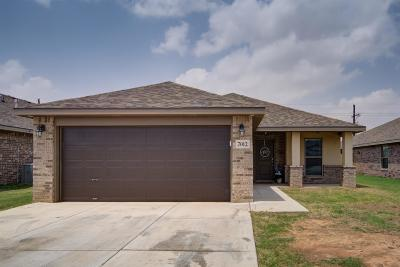 Lubbock Single Family Home For Sale: 7012 34th Place
