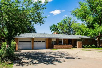 Single Family Home For Sale: 2720 55th Street