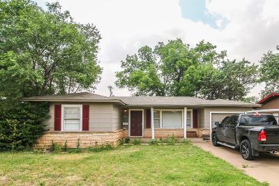 Single Family Home For Sale: 3011 42nd Street