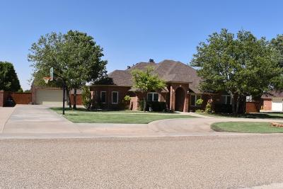 Lubbock TX Single Family Home For Sale: $349,000