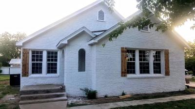 Single Family Home Under Contract: 1112 N Bryan