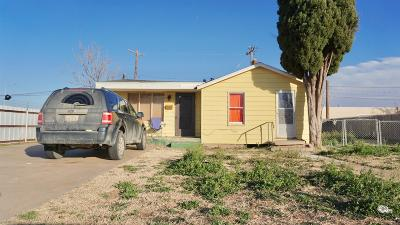 Lubbock County Single Family Home For Sale: 3419 Ave R