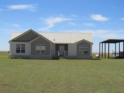 Slaton Single Family Home Under Contract: 4306 E Farm Road 1585
