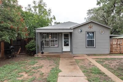 Lubbock County Single Family Home For Sale: 3210 Duke Street