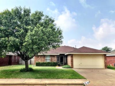 Shallowater Single Family Home For Sale: 706 15th Street