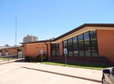 Lubbock Commercial For Sale: 1715 26th Street