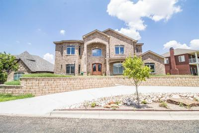 Ransom Canyon Single Family Home For Sale: 8 W Lakeshore Drive