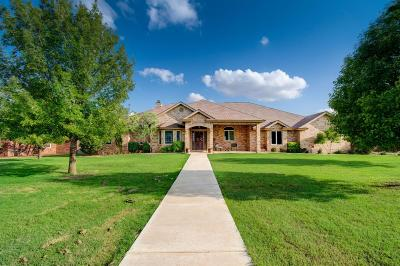 Single Family Home Under Contract: 6307 County Road 7440