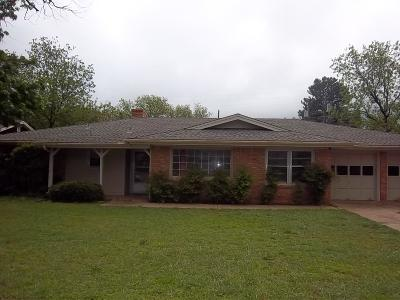 Single Family Home For Sale: 3809 64th Drive