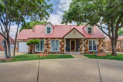 Brownfield, Meadow Single Family Home For Sale: 605 E Tate Street