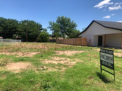 Lubbock County Residential Lots & Land For Sale: 610 Walnut Street