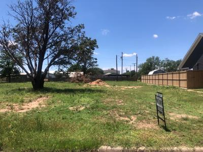 Lubbock County Residential Lots & Land Under Contract: 311 Walnut Street