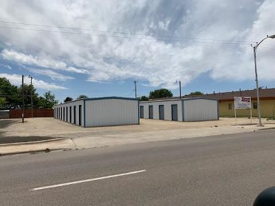 Bailey County, Lamb County Commercial For Sale: 1815 W American Boulevard