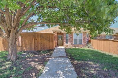 Single Family Home For Sale: 7312 60th Street