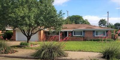 Lubbock County Single Family Home For Sale: 3702 46th Street