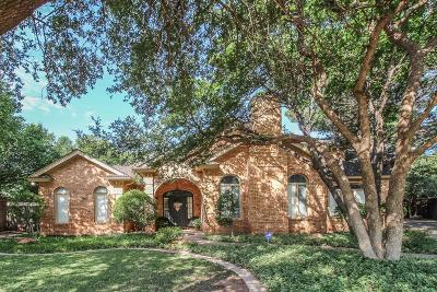 Single Family Home For Sale: 8708 Richmond Avenue