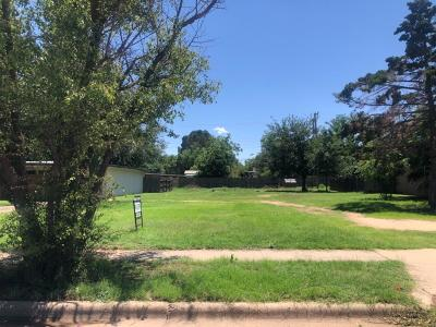 Lubbock County Residential Lots & Land For Sale: 2511 46th Street