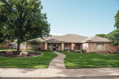 Shallowater TX Single Family Home Under Contract: $249,900
