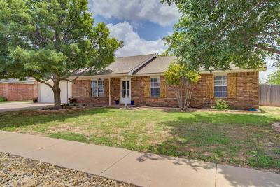 Shallowater Single Family Home Under Contract: 1436 5th Street