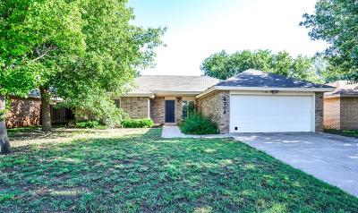 Single Family Home For Sale: 5706 87th Place