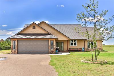 Idalou Single Family Home Under Contract: 8518 E County Road 6000