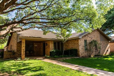 Lubbock TX Single Family Home For Sale: $277,900