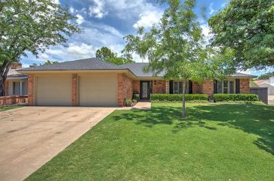 Single Family Home Under Contract: 8519 Kenosha Drive