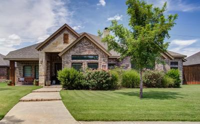 Lubbock Single Family Home For Sale: 4010 107th Street