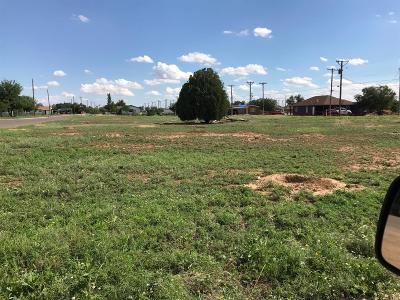 Lubbock County Residential Lots & Land For Sale: 602 Walnut Avenue