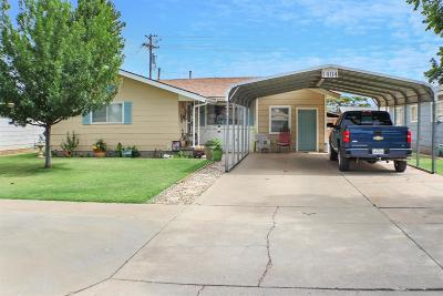 Brownfield, Meadow Single Family Home For Sale: 1404 E Buckley Street