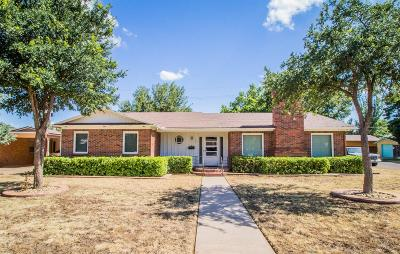 Single Family Home For Sale: 3207 28th Street