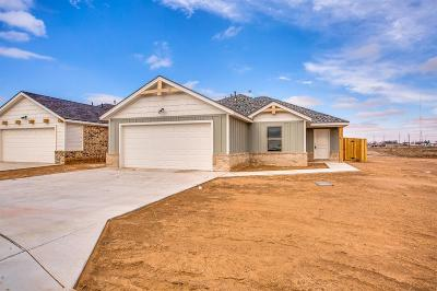 Single Family Home For Sale: 1702 100th Street