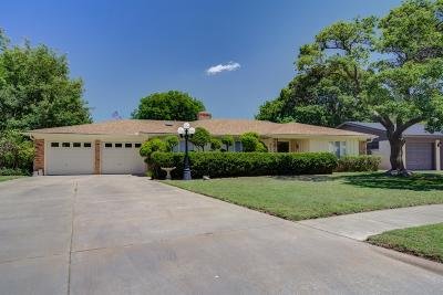 Single Family Home Under Contract: 7711 Louisville Avenue