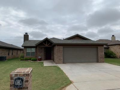 Lubbock Rental For Rent: 2320 102nd Street