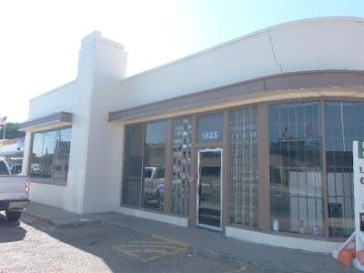 Lubbock Commercial For Sale: 1625 19th Street