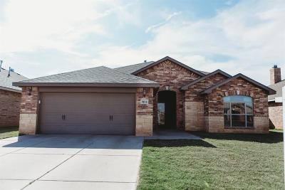 Lubbock Single Family Home For Sale: 9104 Rochester Avenue