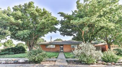 Single Family Home For Sale: 4922 12th Street