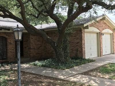 Lubbock Rental For Rent: 3301 79th Street