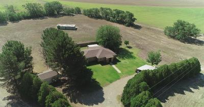 Earth TX Single Family Home Under Contract: $125,000